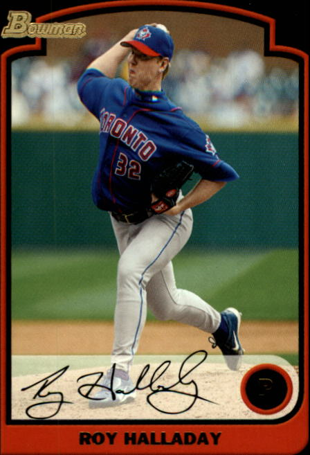 2003 Bowman #97 Roy Halladay