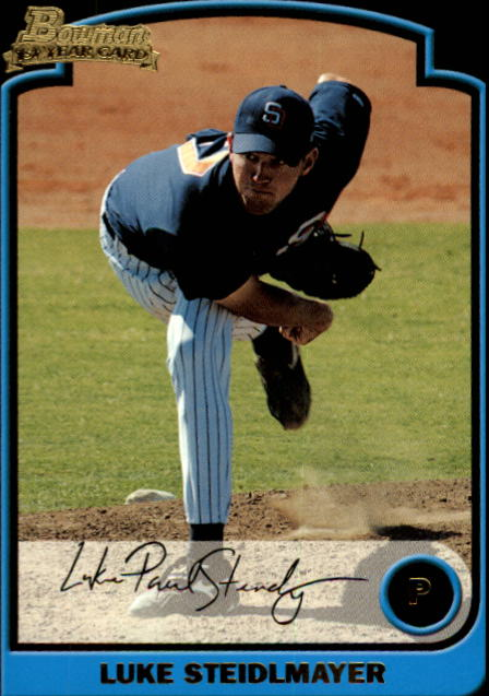 2003 Bowman #311 Luke Steidlmayer RC