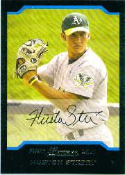 2004 Bowman Draft #36 Huston Street RC