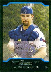 2004 Bowman Draft #61 Mike Nickeas RC