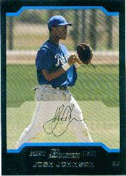 2004 Bowman Draft #85 Josh Johnson RC