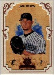 2004 Diamond Kings Framed Bronze #8 Josh Beckett