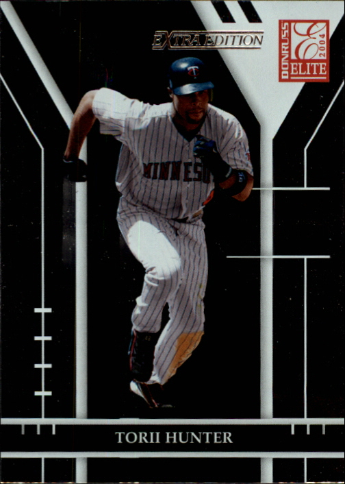 2004 Donruss Elite Extra Edition #39 Torii Hunter