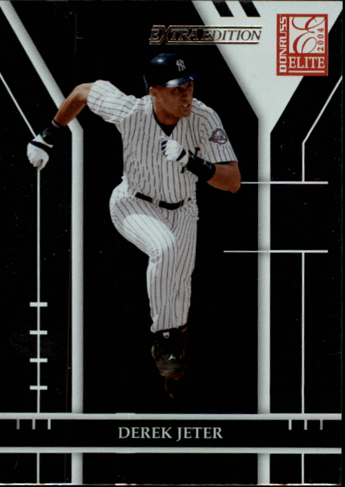 2004 Donruss Elite Extra Edition #40 Derek Jeter