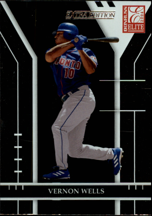 2004 Donruss Elite Extra Edition #71 Vernon Wells