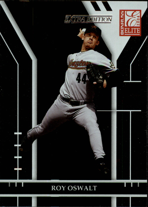 2004 Donruss Elite Extra Edition #108 Roy Oswalt