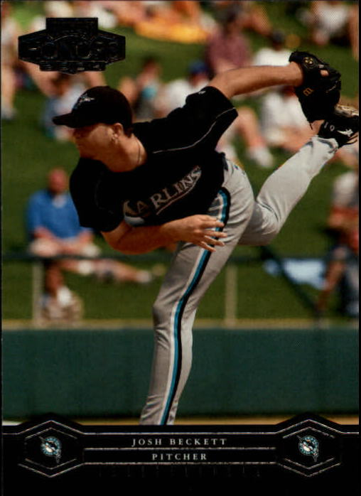 2004 Playoff Honors #80 Josh Beckett
