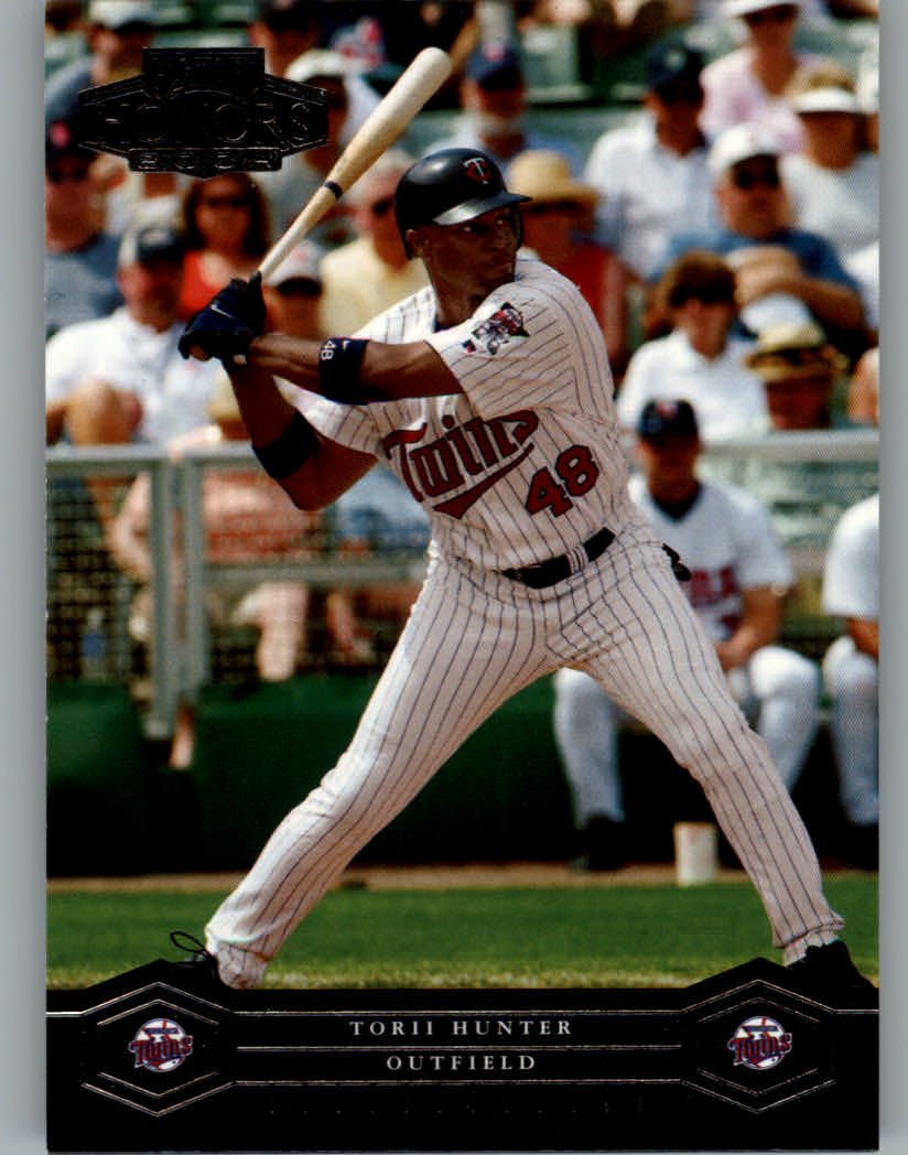 2004 Playoff Honors #118 Torii Hunter