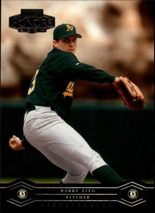 2004 Playoff Honors #143 Barry Zito