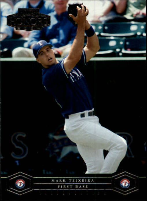 2004 Playoff Honors #191 Mark Teixeira