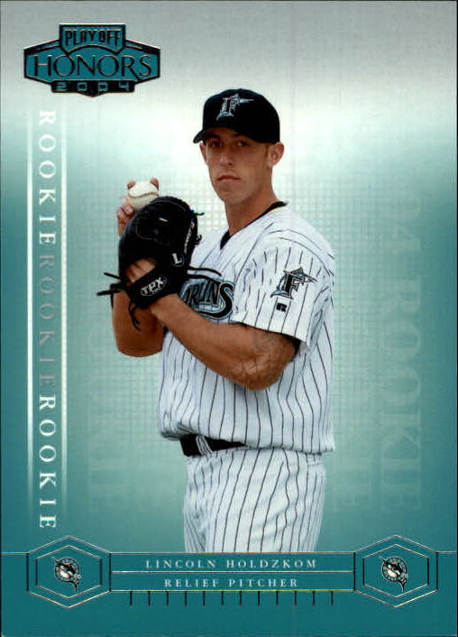 2004 Playoff Honors #207 Lincoln Holdzkom/1999 RC