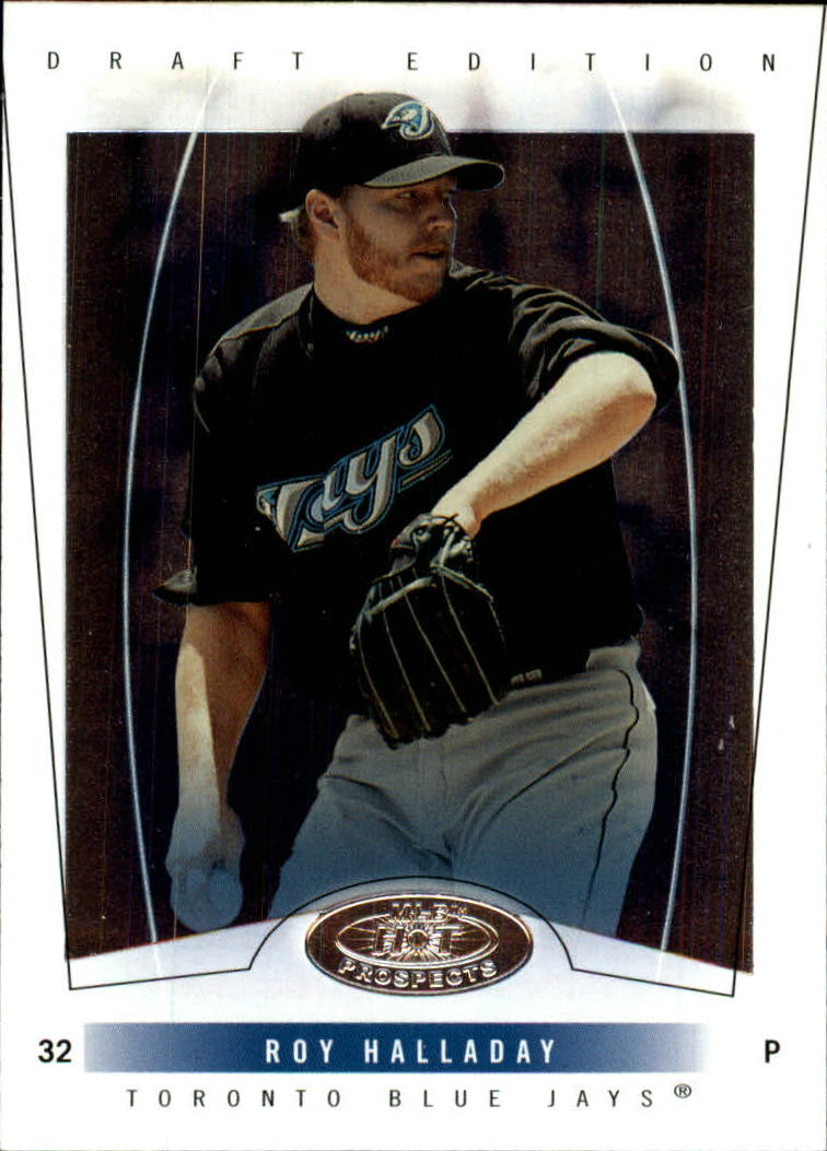2004 Hot Prospects Draft #11 Roy Halladay