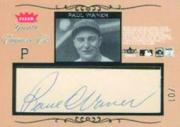 2004 Greats of the Game Comparison Cuts #LWPW Lloyd Waner/Paul Waner