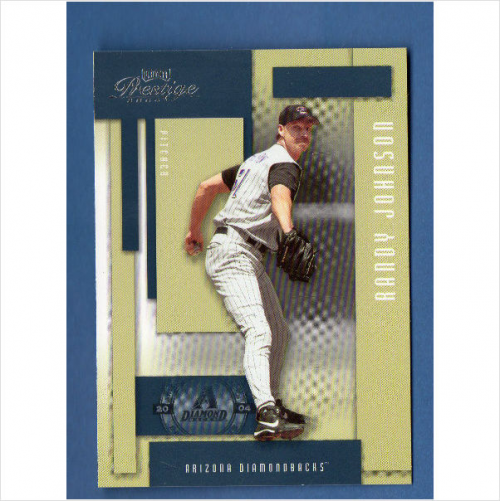 2004 Playoff Prestige #12 Randy Johnson