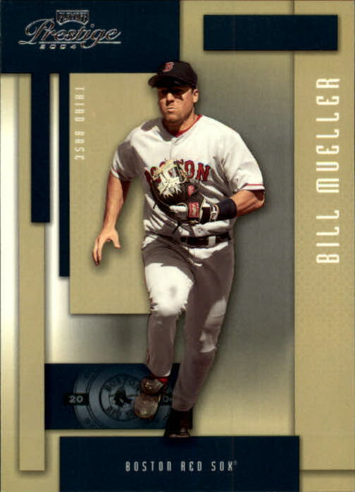 2004 Playoff Prestige #29 Bill Mueller