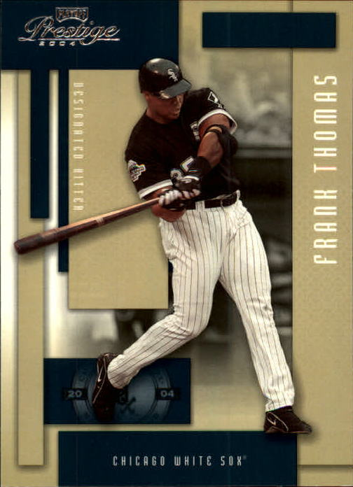 2004 Playoff Prestige #48 Frank Thomas