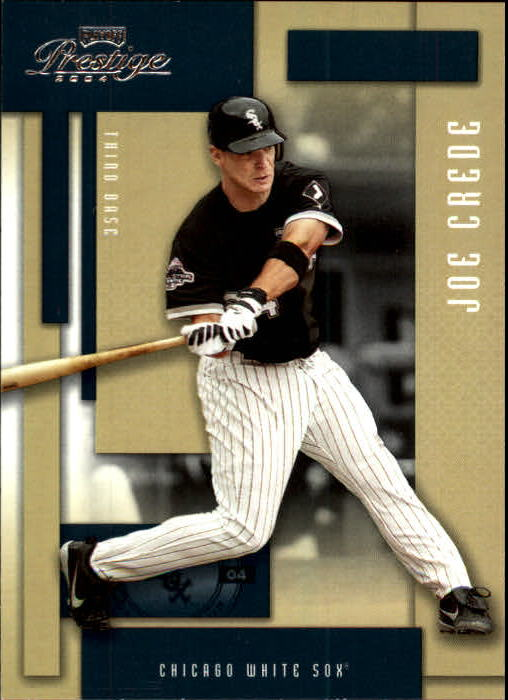 2004 Playoff Prestige #49 Joe Crede