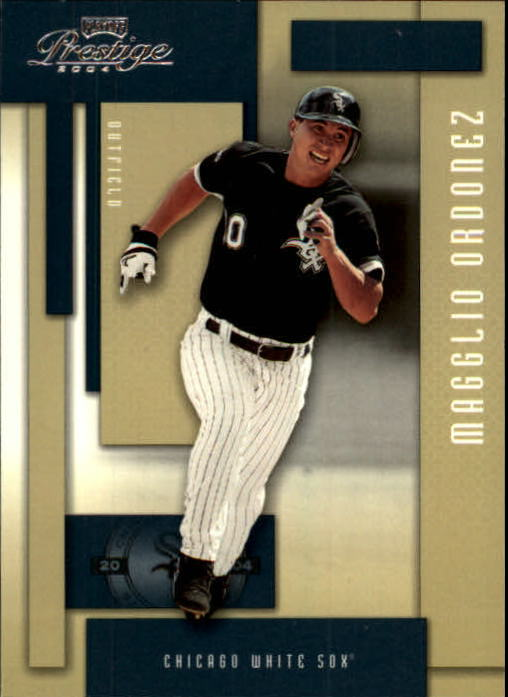 2004 Playoff Prestige #50 Magglio Ordonez