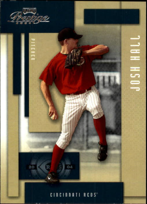 2004 Playoff Prestige #54 Josh Hall