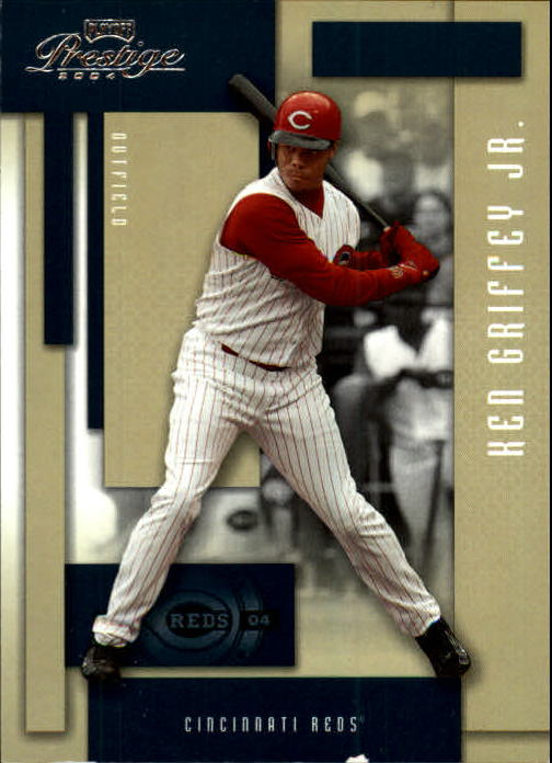 2004 Playoff Prestige #55 Ken Griffey Jr.