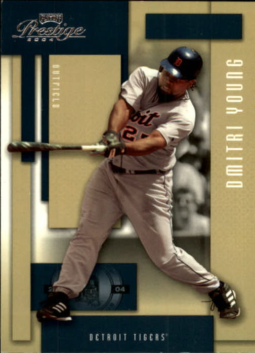 2004 Playoff Prestige #71 Dmitri Young