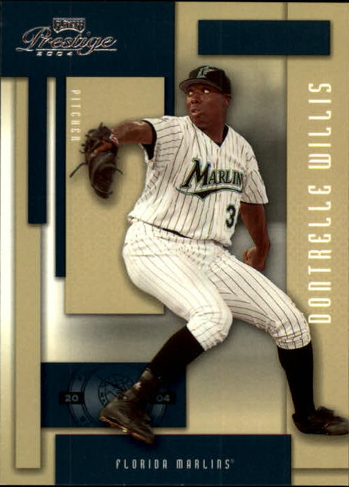 2004 Playoff Prestige #75 Dontrelle Willis