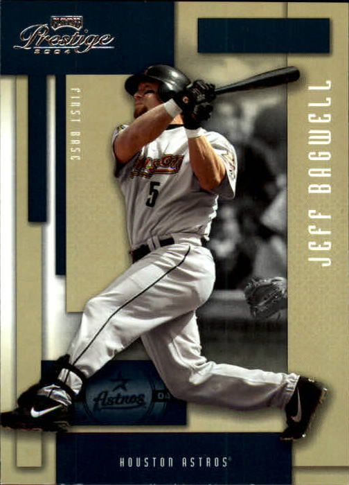 2004 Playoff Prestige #83 Jeff Bagwell