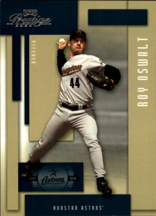 2004 Playoff Prestige #87 Roy Oswalt