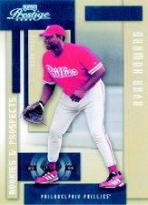 2004 Playoff Prestige #146 Ryan Howard PROS