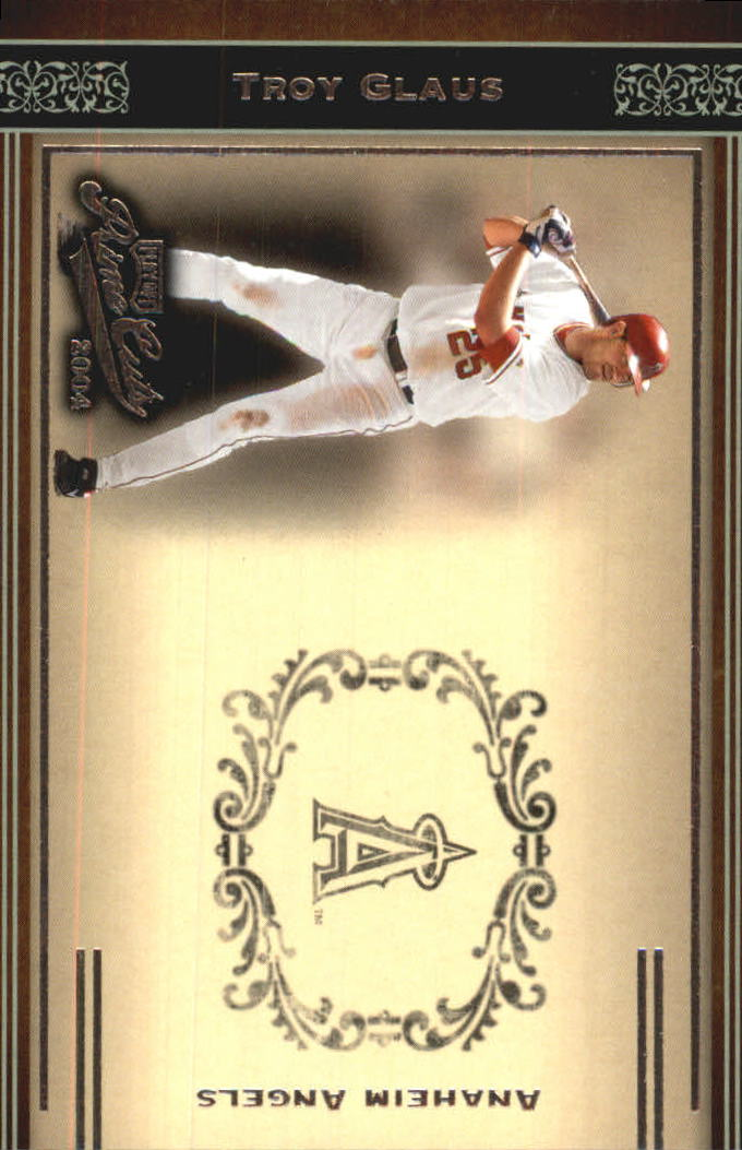 2004 Prime Cuts #15 Troy Glaus