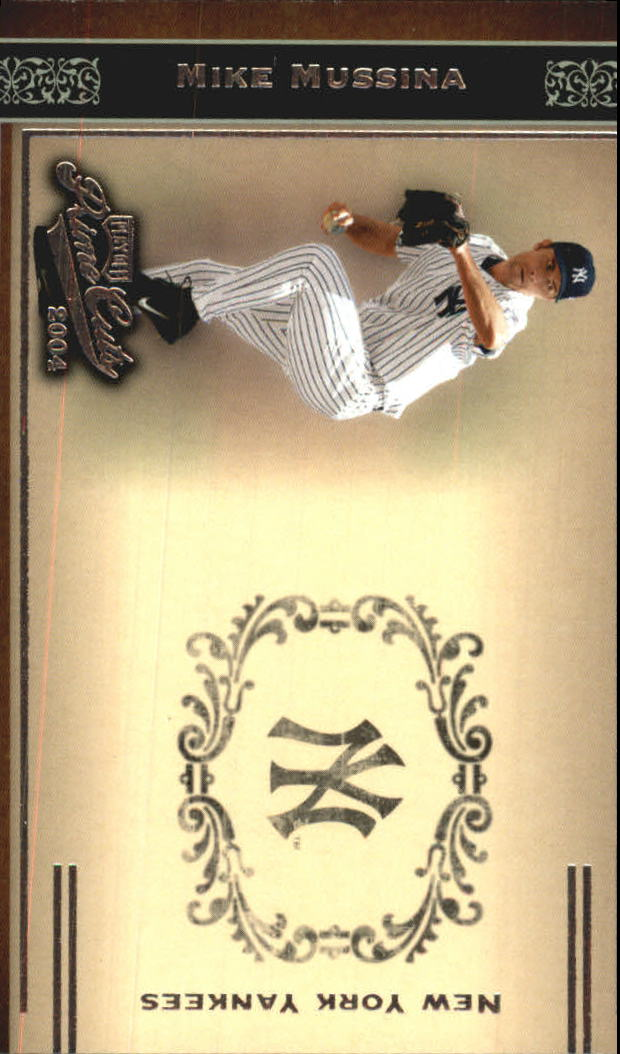 2004 Prime Cuts #16 Mike Mussina
