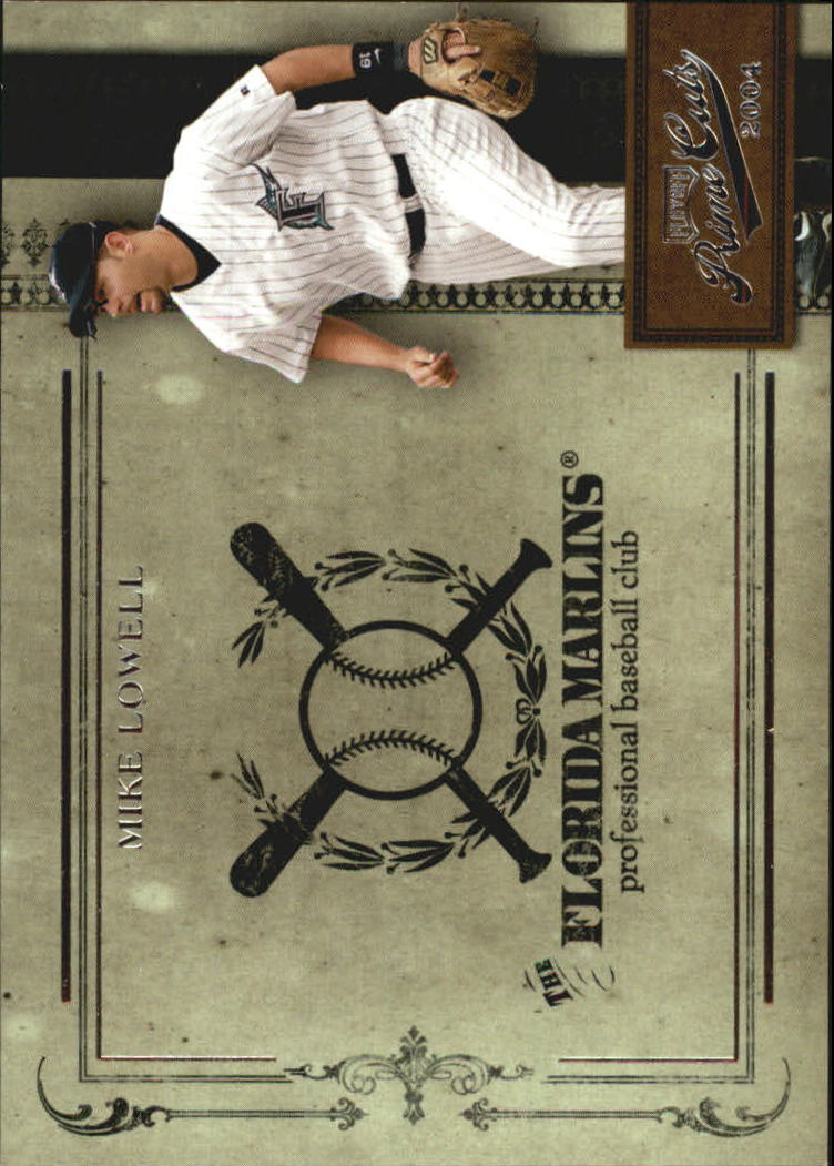 2004 Prime Cuts II #19 Mike Lowell