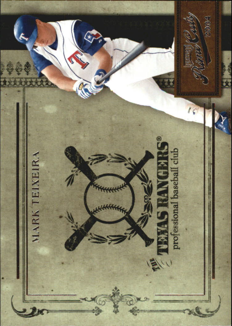 2004 Prime Cuts II #23 Mark Teixeira