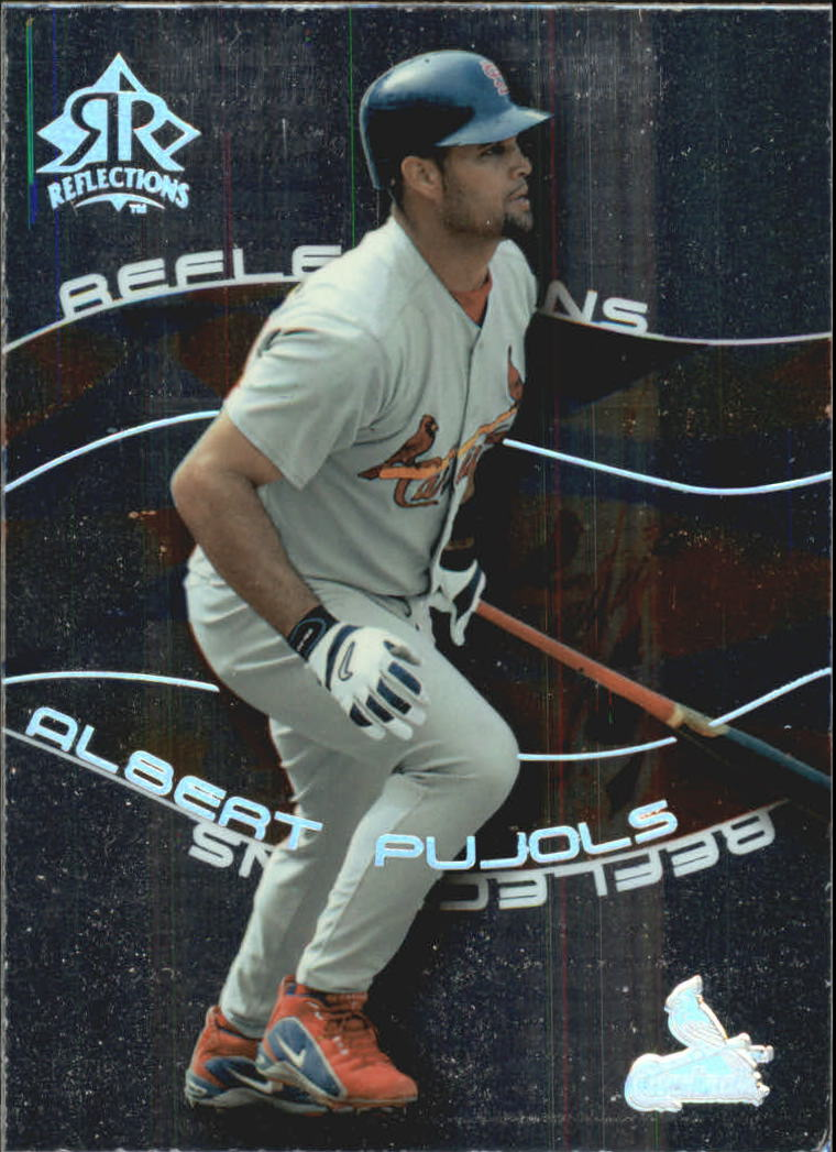 2004 Reflections #2 Albert Pujols