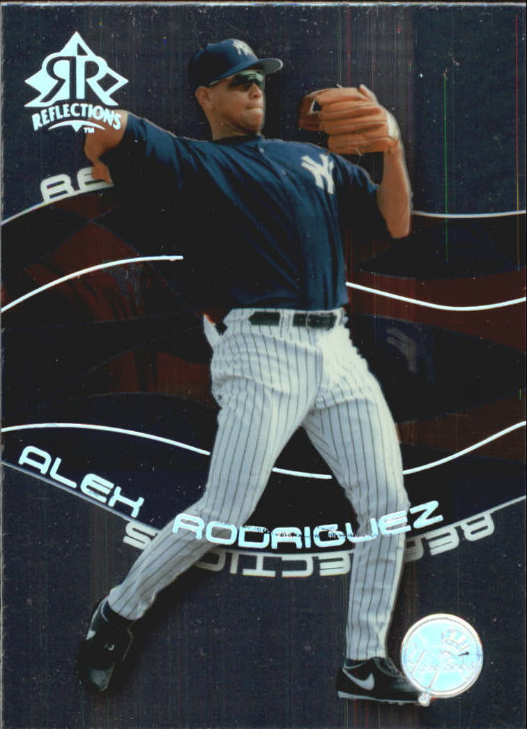 2004 Reflections #3 Alex Rodriguez Yanks