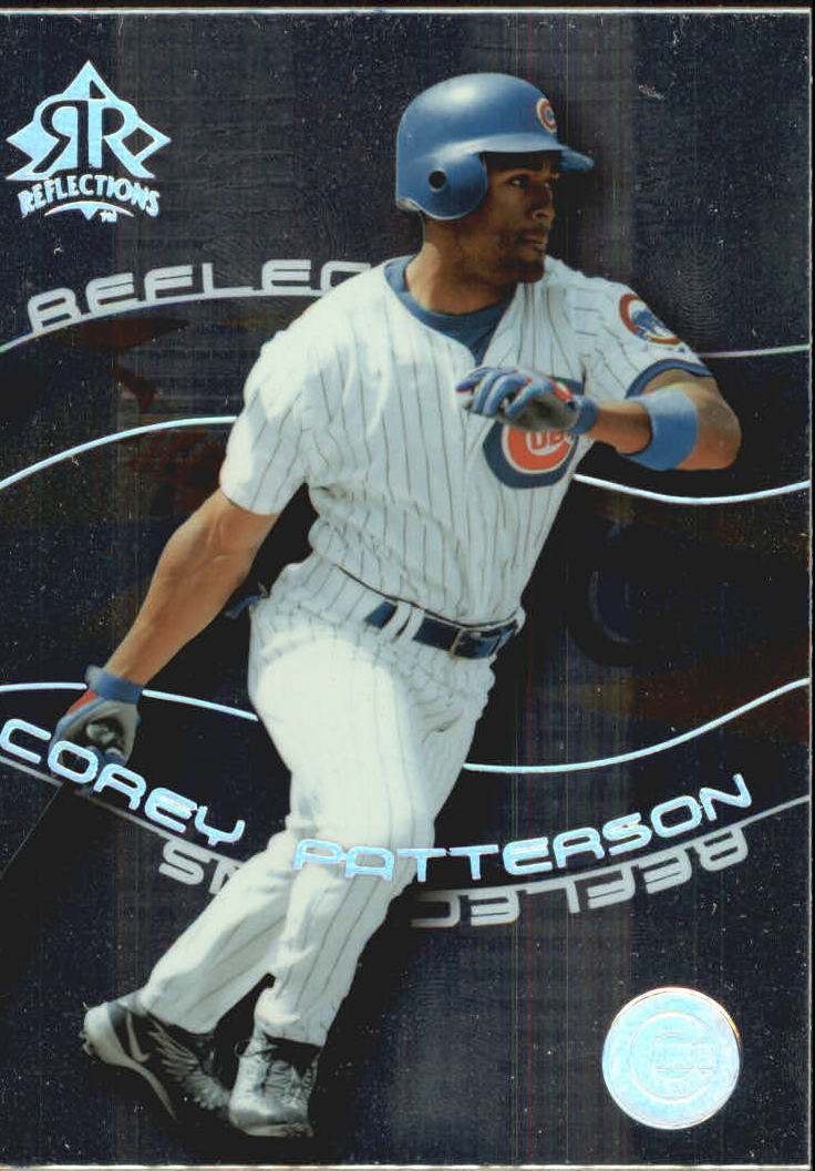 2004 Reflections #20 Corey Patterson