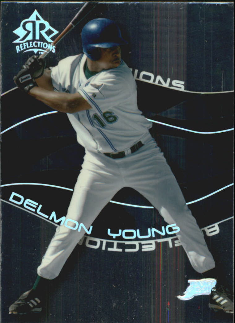 2004 Reflections #22 Delmon Young