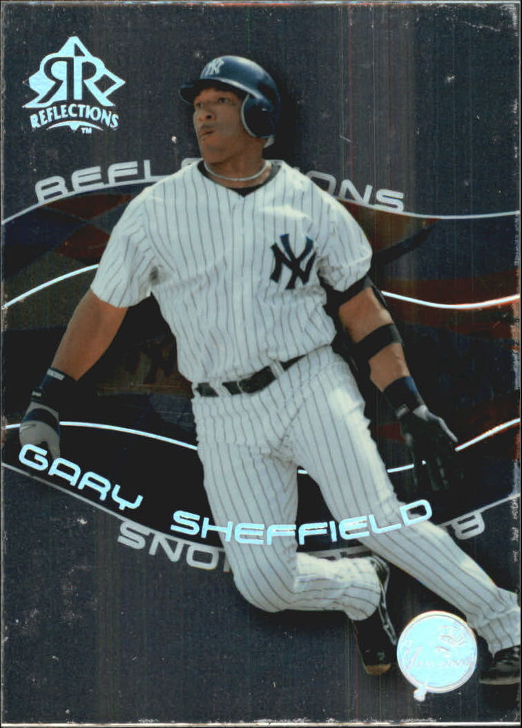 2004 Reflections #32 Gary Sheffield