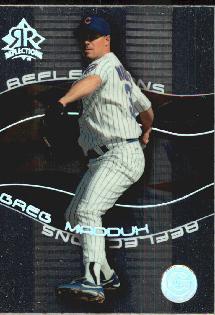 2004 Reflections #34 Greg Maddux