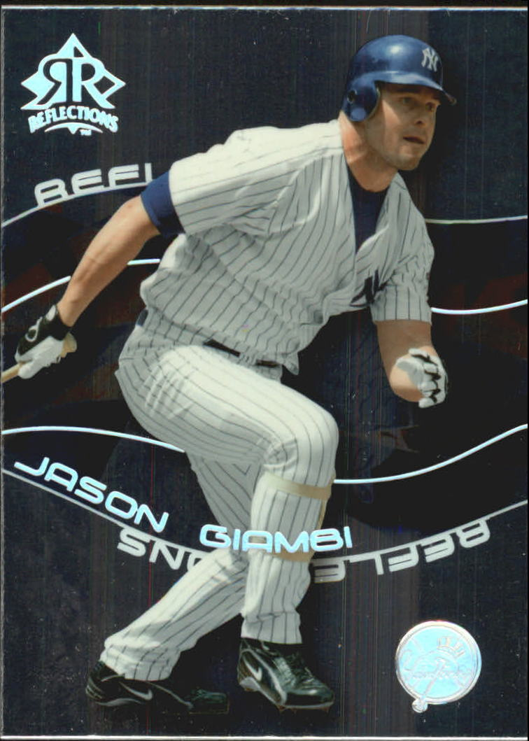 2004 Reflections #41 Jason Giambi