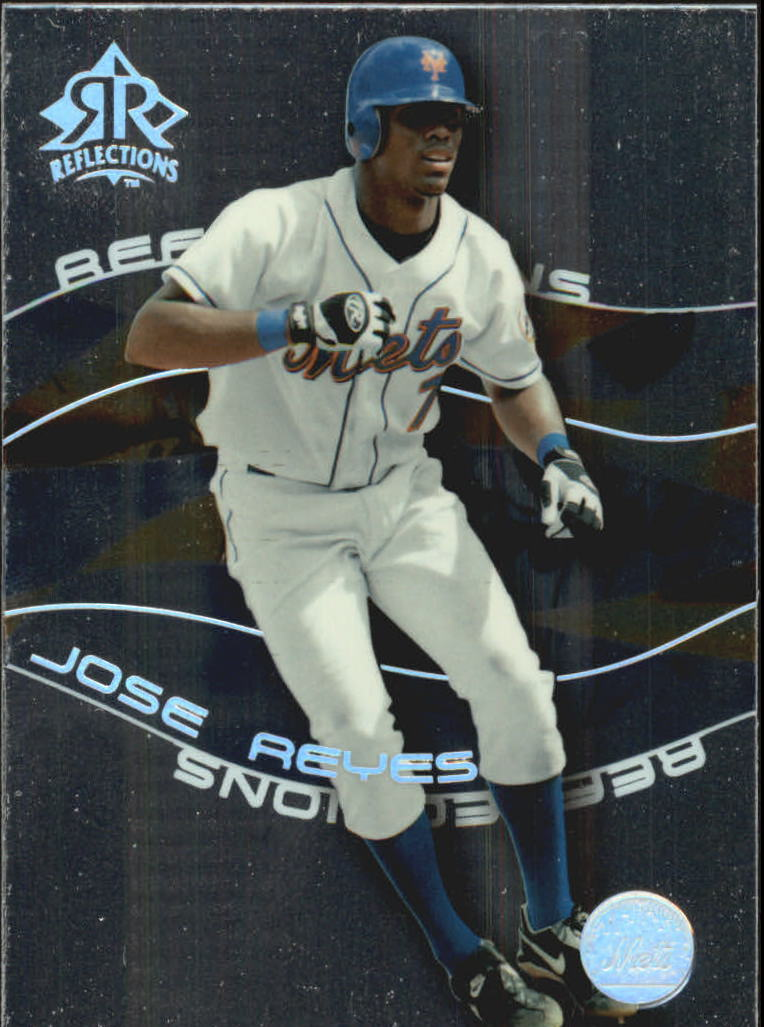 2004 Reflections #53 Jose Reyes