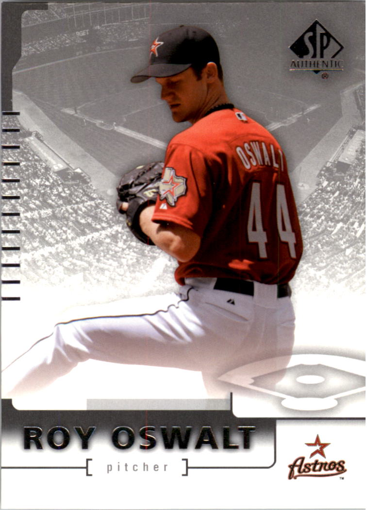 2004 SP Authentic #29 Roy Oswalt
