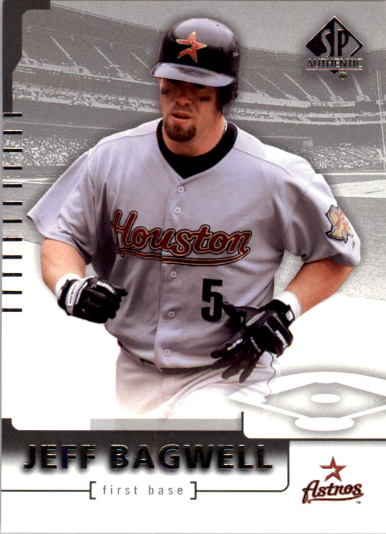 2004 SP Authentic #47 Jeff Bagwell