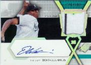 2004 SPx Swatch Supremacy Signatures Young Stars #DW Dontrelle Willis