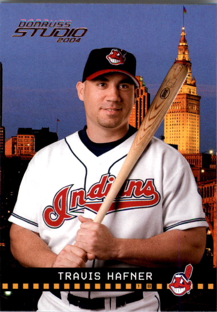 2004 Studio #67 Travis Hafner