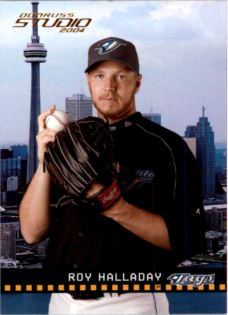 2004 Studio #199 Roy Halladay