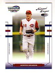 2004 Donruss World Series #50 Austin Kearns