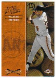 2004 Leather and Lumber Naturals #10 Will Clark