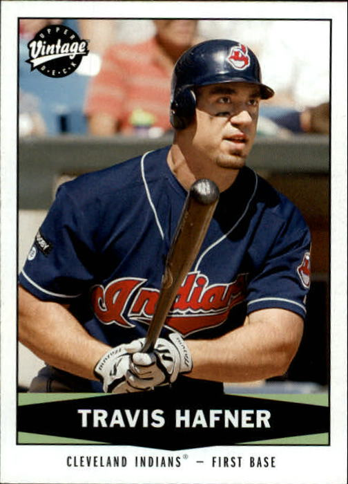 2004 Upper Deck Vintage #217 Travis Hafner
