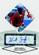 2004 Justifiable Autographs #82 Kurt Suzuki/825 *